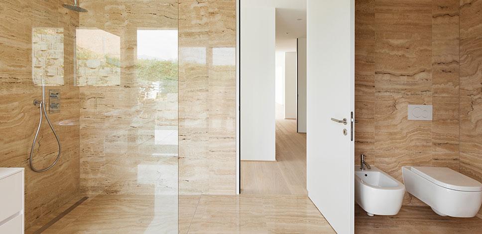 Marmor hält wieder Einzug im Badezimmer » Felsner GmbH