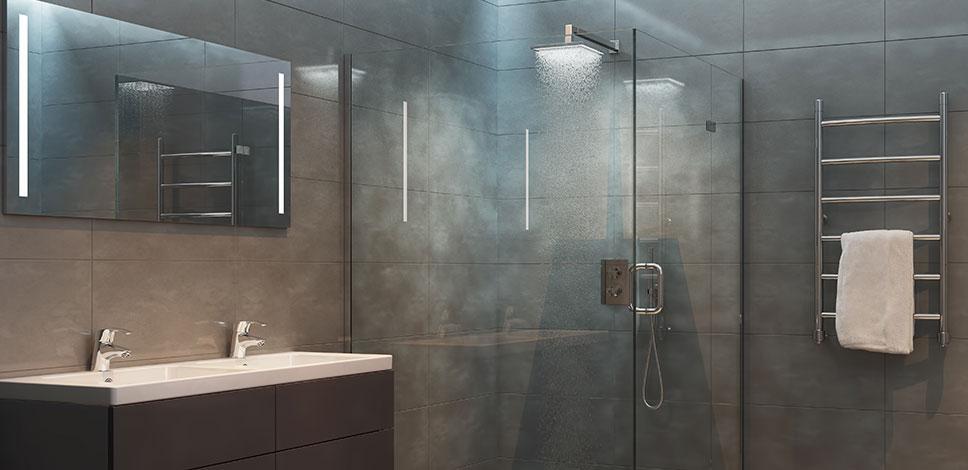 treten sie ein in ihre neue surround wellness dusche. Black Bedroom Furniture Sets. Home Design Ideas